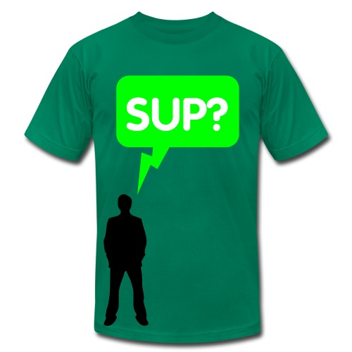 Sup Tee - Men's Fine Jersey T-Shirt