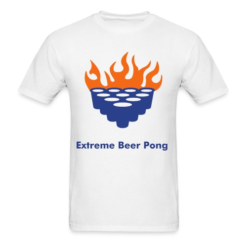 Extreme Beer Pong - Men's T-Shirt