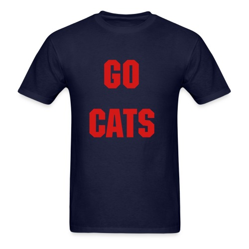 Go Cats - Men's - Men's T-Shirt