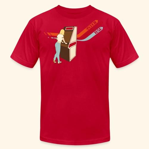 Arcade Fever 1980 - Men's Fine Jersey T-Shirt