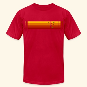 LowRez4 - Men's Fine Jersey T-Shirt