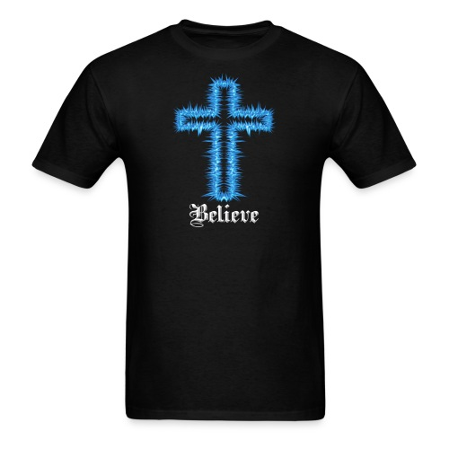 Blue Inspiration V.1 - Men's T-Shirt
