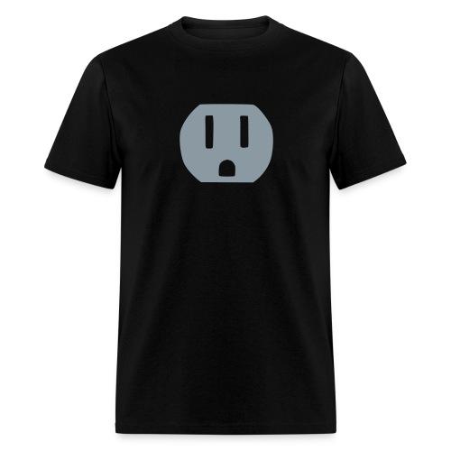 Shocker (reflective) - Men's T-Shirt