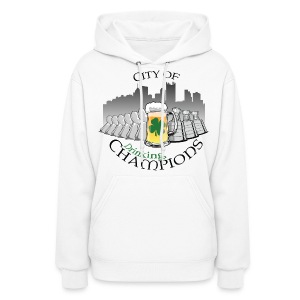 City of Drinking Champions - Pittsburgh - Women's hoodie - Women's Hoodie