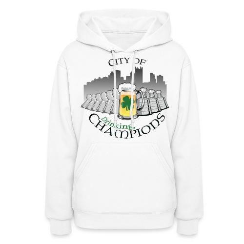 City of Drinking Champions - Pittsburgh - Women's hoodie - Women's Hoodie
