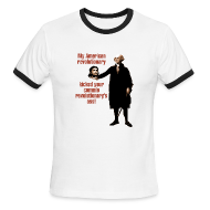 T-Shirts ~ Men's Ringer T-Shirt ~ Article 1454489