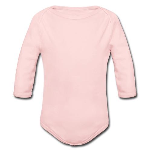 HBCU kidz One Piece - Organic Long Sleeve Baby Bodysuit