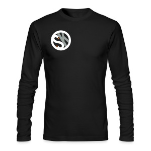 Men's STUDIO K - Logo Long sleeve T - Men's Long Sleeve T-Shirt by Next Level