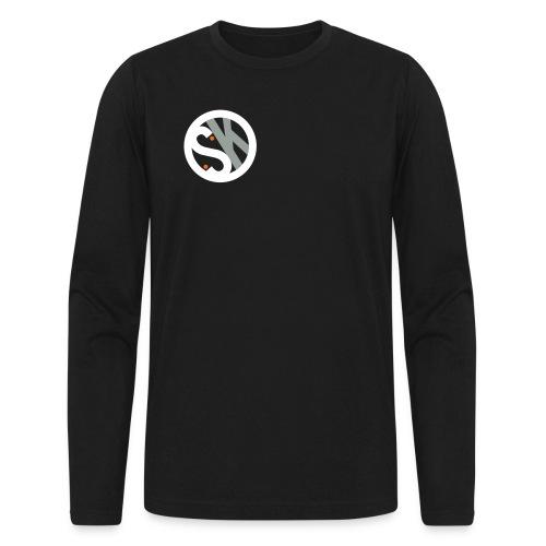 Men's STUDIO K - Logo Long sleeve T - Men's Long Sleeve T-Shirt by Next Level