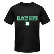 Black Irish Shirt