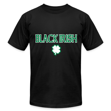 Black Black Irish T-Shirts