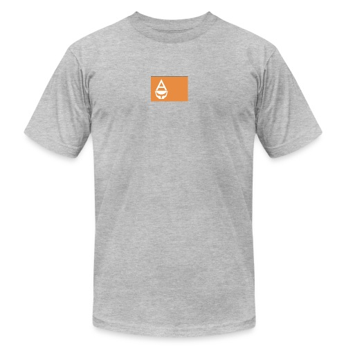 Men's  Jersey T-Shirt - Antarctica flag and geography!