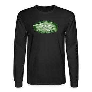 Amazing River Card - Men's Long Sleeve T-Shirt