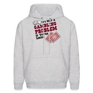 Gambling Problem - Men's Hoodie