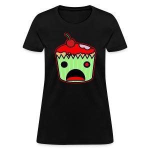 Zombeh Cuppycake Womens - Women's T-Shirt