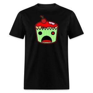 Zombeh Cuppycake - Men's T-Shirt