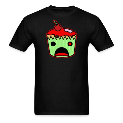 Zombeh Cuppycake - Men's T-Shirt