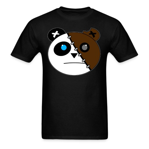 Stitched Paws - Men's T-Shirt