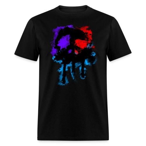 Splots  - Men's T-Shirt