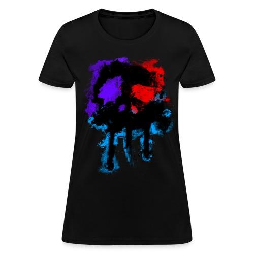 Splots Womens - Women's T-Shirt