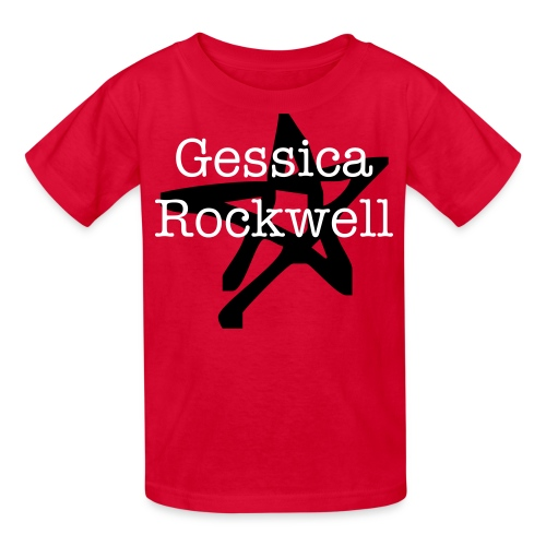 Gessica Rockwell Youth Shirt  - Kids' T-Shirt
