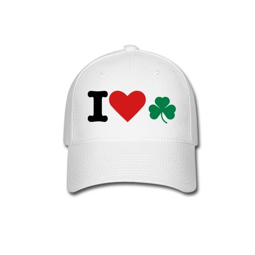 shamrock baseball cap - Baseball Cap