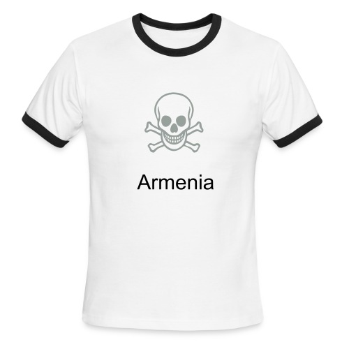 armeniask - Men's Ringer T-Shirt