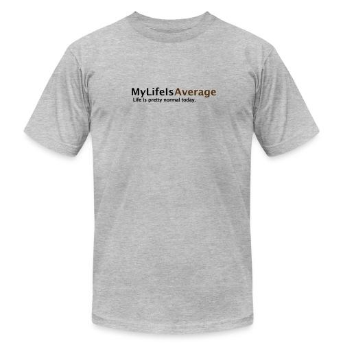 logo - Men's  Jersey T-Shirt