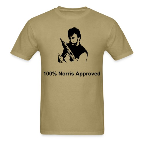 Norris Approved - Men's T-Shirt