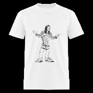T-Shirts ~ Men's T-Shirt ~ Dennis Gruenling t-shirt (white)