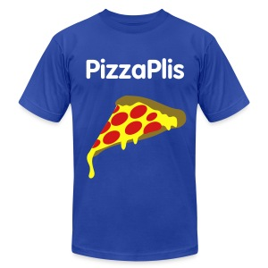 PizzaPlis - Men's Fine Jersey T-Shirt