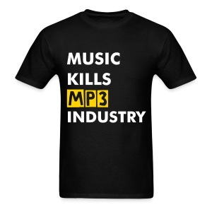 Music Kills - Men's T-Shirt