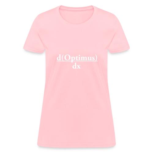 Derivative of Optimus (For Women) - Women's T-Shirt