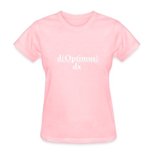 Derivative of Optimus (For Women) - Women's T-Shirt