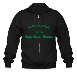 Brotherly Love - Men's Zip Hoodie