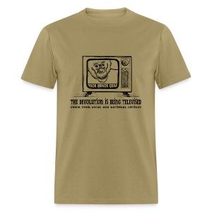 Devolution Televised - Men's T-Shirt