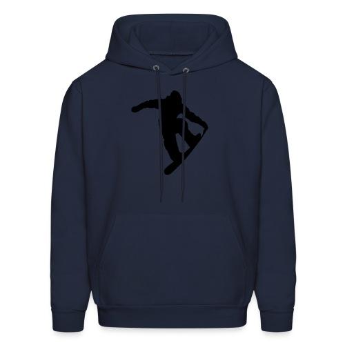 snowboarding hoodie - Men's Hoodie