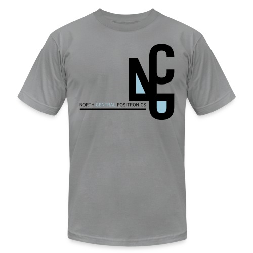 North Central Positronics - Men's Fine Jersey T-Shirt