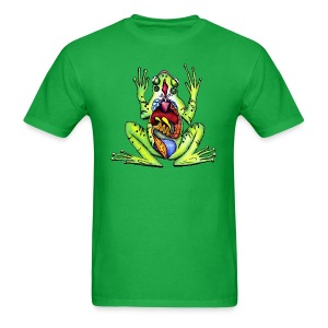 Dissected Frog T-shirt - Men's T-Shirt