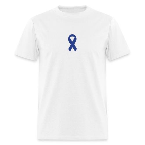 Blue Ribbon Tee - Men's T-Shirt