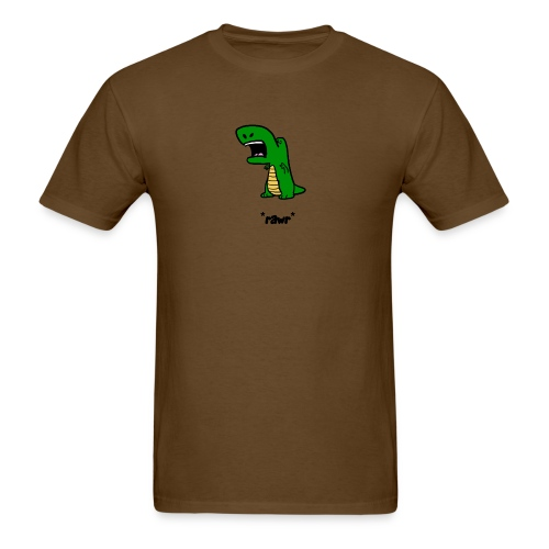 *Rawr* - Men's T-Shirt