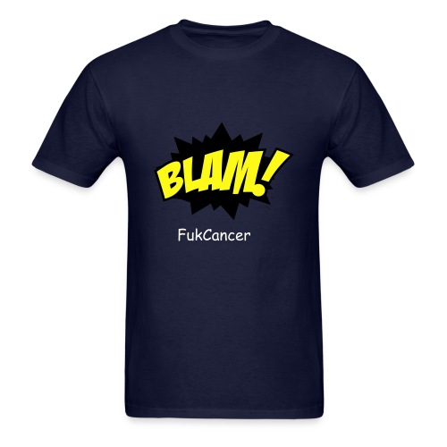 Blam - Men's T-Shirt
