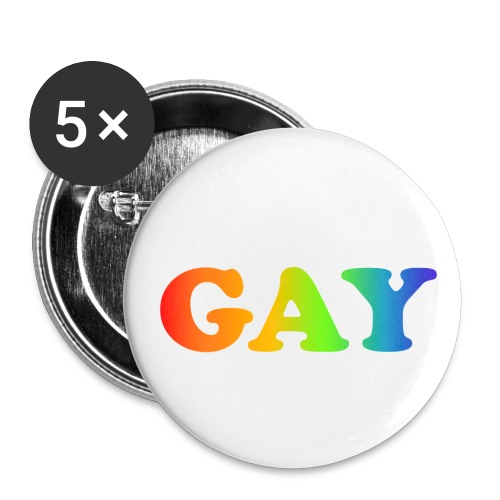 YOUR GAY? - Small Buttons