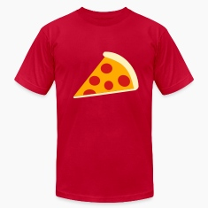 Brown Pizza T-Shirts