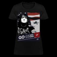 Women's T-Shirts ~ Women's T-Shirt ~ Go LV Team USA