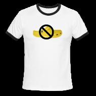 T-Shirts ~ Men's Ringer T-Shirt ~ Anti-Croc Ringer Tee
