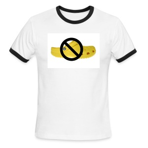 Anti-Croc Ringer Tee - Men's Ringer T-Shirt