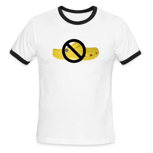 Anti-Croc Ringer Tee - Men's Ringer T-Shirt