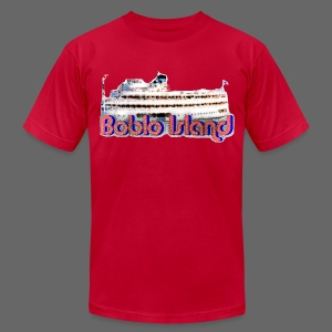 Boblo Island Men's American Apparel Tee - Men's T-Shirt by American Apparel