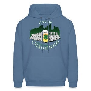 City of Drinking Champions - Pittsburgh - Men's hoodie - Men's Hoodie